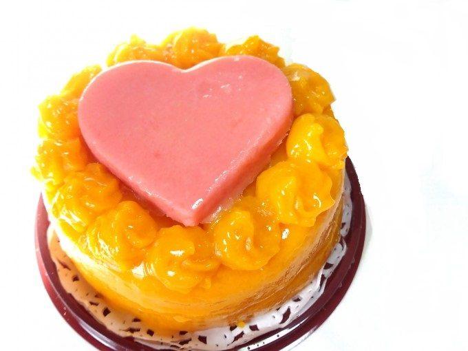 犬用2段ケーキ