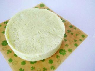 犬用大麦若葉ケーキレシピ