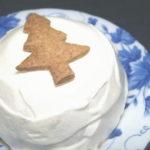 犬用ケーキレシピ【犬用白いドームケーキ】