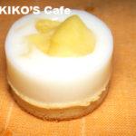 犬用ケーキレシピ【りんごとヨーグルトのケーキ】