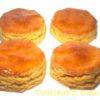 小麦アレルギー犬用クッキーレシピ【米粉とホワイトソルガムスコーン】