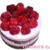 犬のお誕生日ケーキレシピ【ラズベリーの犬用デコレーションケーキ】