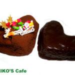 犬用クリスマスケーキレシピ【電子レンジで作るケーキをデコレーション☆】