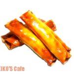 犬用おやつレシピ【簡単りんごスティック】