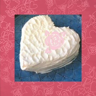 バレンタインケーキレシピ