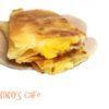 春巻きの皮で簡単犬用りんごパイ。。?!