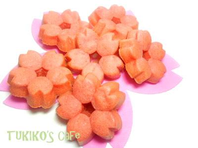 桜ミニケーキ