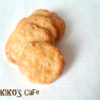 ココナッツミルクとお豆腐の犬用クッキー☆