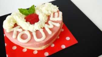 犬用ケーキに名前などの文字を入れるいくつかの方法
