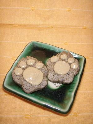 犬用クッキーレシピひじき