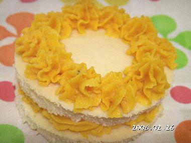 犬のお誕生日ケーキ レシピ