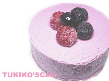 お誕生日ケーキレシピ